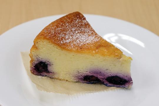 米粉のチーズケーキ